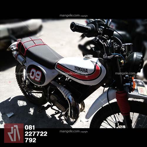 40 Gambar Cutting Sticker Motor Rx King Terbaik
