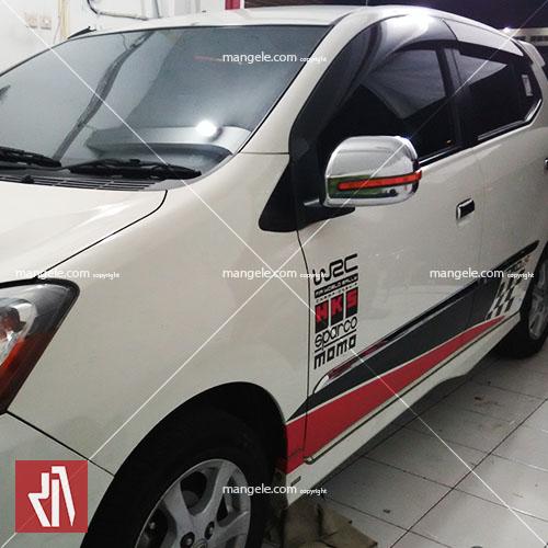 Stiker Mobil Bandung